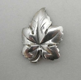 Brooch, silver