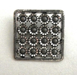 Brooch, metal