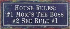 Emaljskylit / House Rules