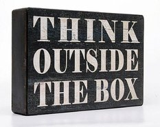 Tavla/ Think outside the box