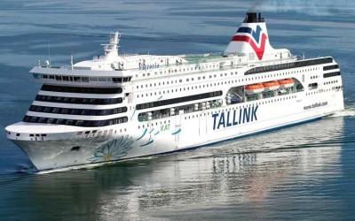 resa tallinn stockholm båt