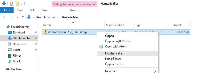 Z-Wave Sverige - [Domoticz/OpenZWave] Del 1: Installation på Windows