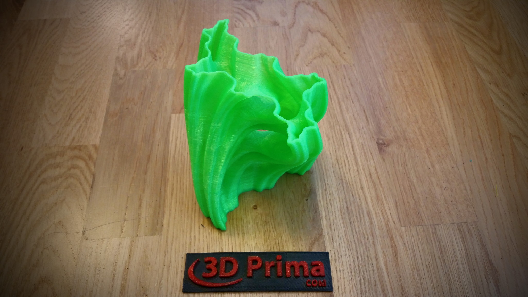 Printed with the Wanhao Duplicator 5