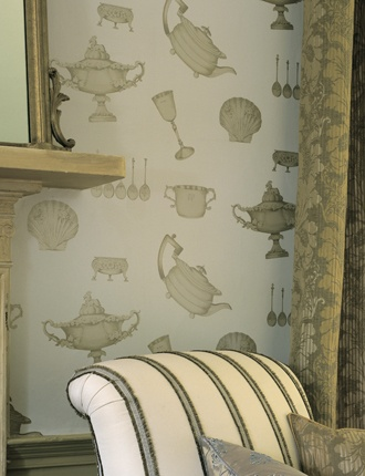 Mulberry Home - Imperial Wallpaper