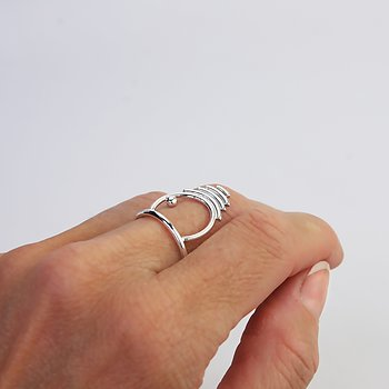 MILA THE JOURNEY ring