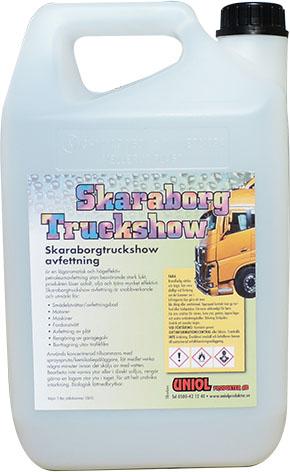Skaraborgtruckshow avfettning 5 liter