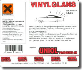 Vinylglans 2,5 Liter