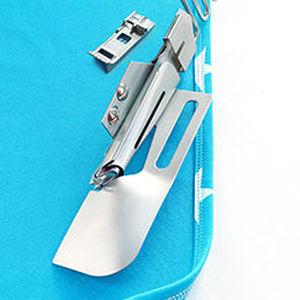 Pfaff Coverlock 3.0 + Bandkantare Inspira 10mm