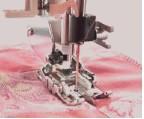 Stitch in ditch-fot till övermatare