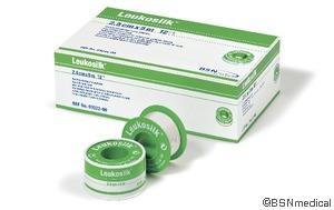 Leukosilk silkeshäfta 50 mmx9,2 m /st