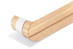 Dermaplast Sensitive nonwovenplåster 8 cmx5 m /rulle