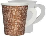 Kaffekopp med öra 18 cl /50