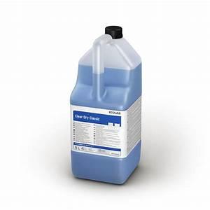 Tork/Sköljmedel Clear Dry 5 L