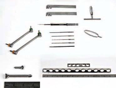 Basic Plating Kit: 2.7mm/3.5mm