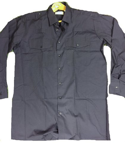 4e278ff5a British army dark blue long sleeve shirt