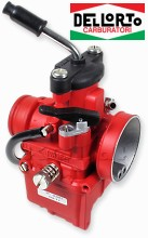 Dellorto VHST Red Racing 28mm Carburettor