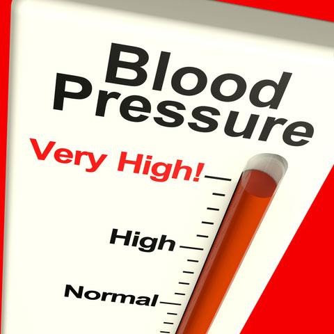 Bastun ger lägre blodtryck