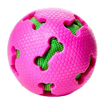 Aktivitetsboll TPR 8,5 cm rosa