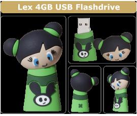 Minkster - Lex - flash drive