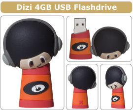 Minkster - Dizi - flash drive