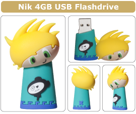 Minkster - Nik - flash drive