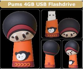 Minkster - Pums - USB minne