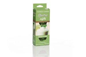 Vanilla Lime, Elektrisk REFILL, Yankee Candle