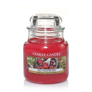 Red Raspberry, Small Jar, Yankee Candle