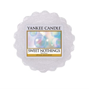 Sweet Nothings, Vaxkaka, Yankee Candle