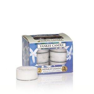 Midnight Jasmine, Värmeljus, Yankee Candle