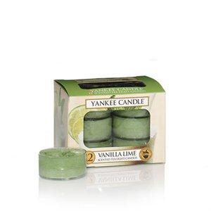 Vanilla Lime, Värmeljus, Yankee Candle
