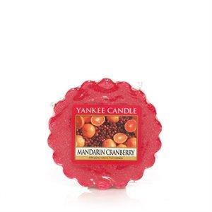 Mandarin Cranberry, Vaxkaka, Yankee Candle