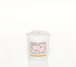 Snow In Love, Votivljus samplers Yankee Candle