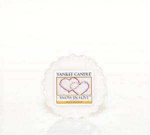 Snow In Love, Vaxkaka, Yankee Candle