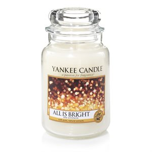 All is Bright, Large Jar, Yankee Candle