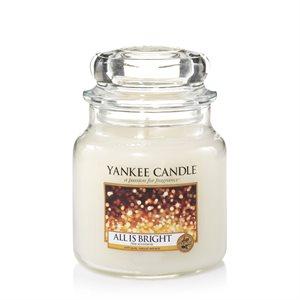 All is Bright, Medium Jar, Yankee Candle