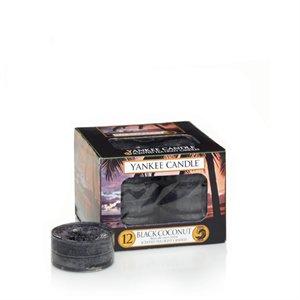 Black Coconut, Värmeljus, Yankee Candle
