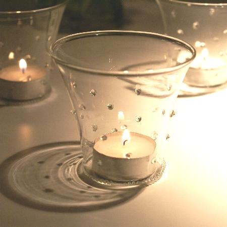 Ljusstakar och ljuslyktor