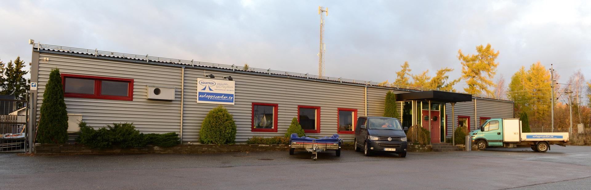 Avloppscenter Västerås