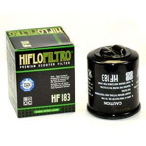 DE82635 Oljefilter Derbi = Ersätts av HF183 Oljefilter MC