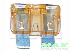 Flatstiftssäkringar 5-30 Amp. 5 pack