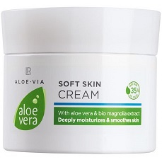 Aloe Vera LR Soft Skin Cream - hudkräm 100 ml (20631-201)