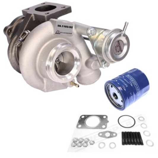 Upgrade turbo TD04 Stage 2 9-3 / 9-5 Aero