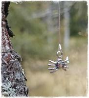 Spindel halsband