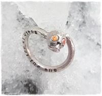 Cool skull ring
