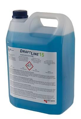 Rengöringsvätska Draftline 15, Blue, 10 liter