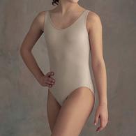 Scoop Neck Body Liner - Nude