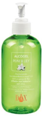 DAX Alcogel Pear & Lily 250ml