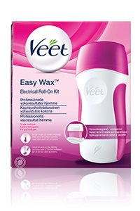Veet Easy Wax Electrical Roll-On Start Kit