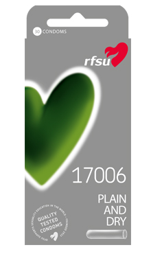 RFSU 17006 Plain and Dry 30st